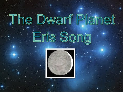 The Dwarf Planet Eris Song | Eris Song for Kids | Eris Dwarf Planet Facts | Silly School Songs