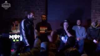 S-DOPE vs GNO | Quarterfinal | Greek Beatbox Championship 2014