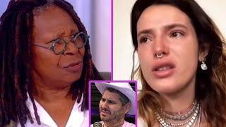 Whoopi Goldberg Victim Shames Bella Thorne