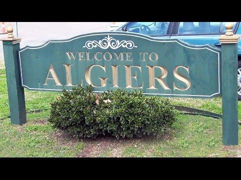 Cruising Thru Algiers