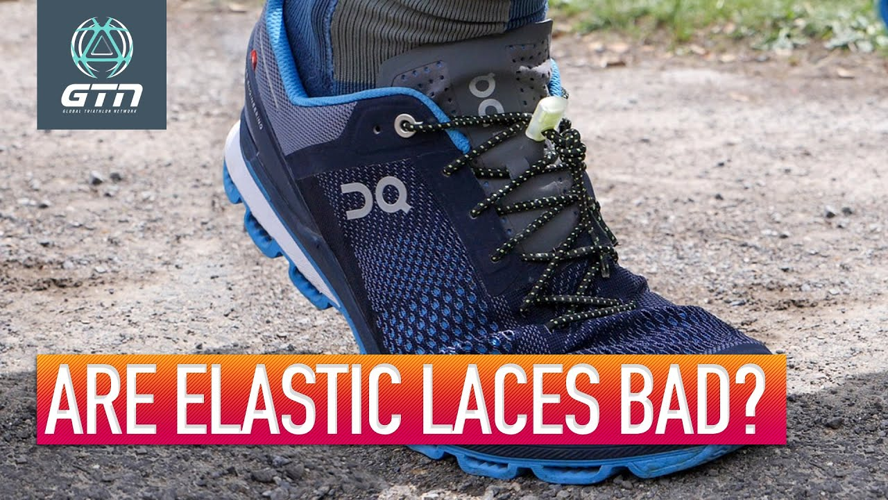 Elastic Laces Vs Shoe Laces | Are Elastic Laces Bad For Your Running?