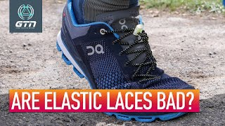Elastic Laces Vs Shoe Laces   Are Elastic Laces Bad For Your Running?
