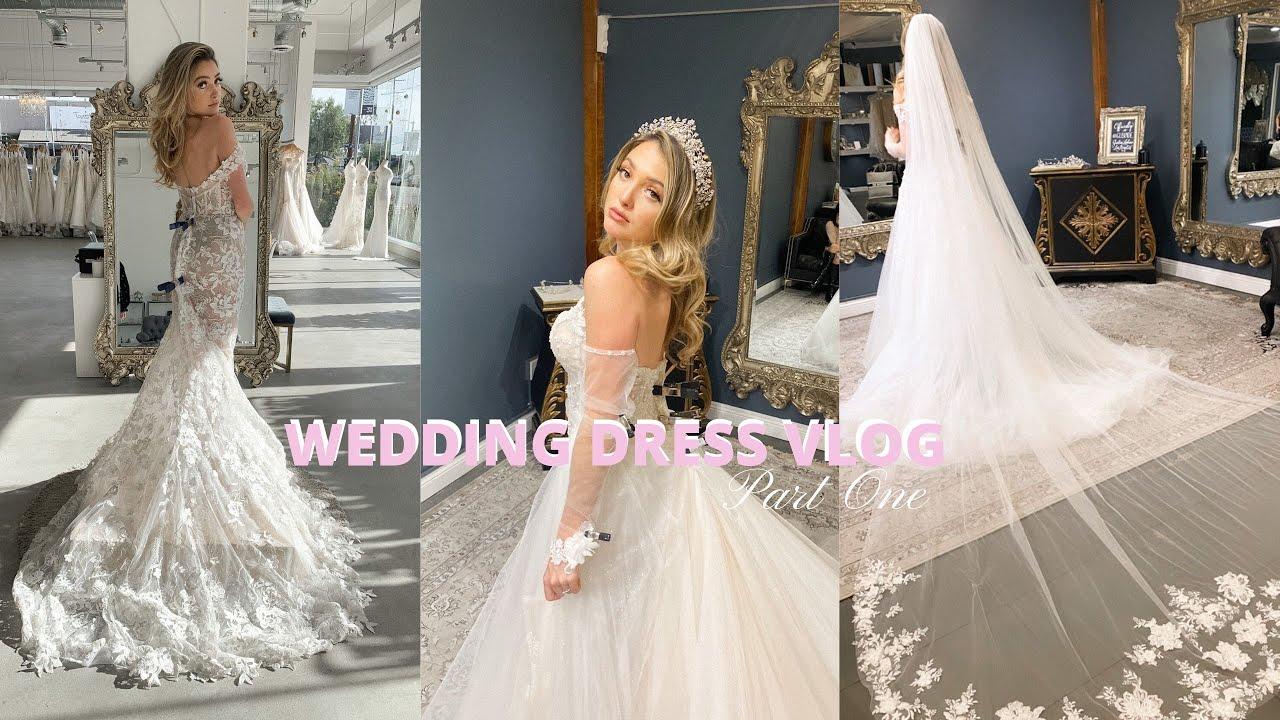Download Wedding Dress Vlog Pt. 1 LA