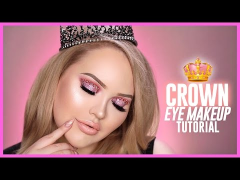 Thumbnail: Trying The Viral CROWN EYE MAKEUP Look!