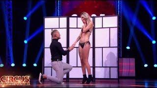 Een heel bijzonder huwelijksaanzoek! | Circus Gerschtanowitz