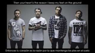 The Amity Affliction -  Pabst Blue Ribbon On Ice Sub Español Lyrics English