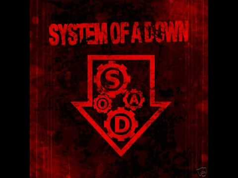 SYSTEM OF A DOWN - AERIALS (DRUMLESS)