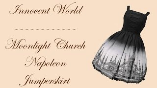 Innocent World Moonlight Chruch Napoleon Jumperskirt | Unboxing & Review