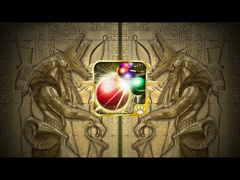 Egypt Zuma - Treasures of Anubis Marble Shooting Game - Universal - HD Gameplay Trailer