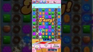 Candy Crush Saga Level 454 - NO BOOSTERS
