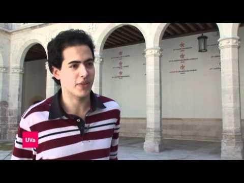 Entrevista a Jorge González Barrante, representante de la UVa en el CEUNE