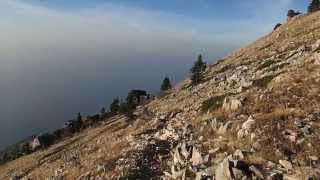 Walking the Holy Mountain - Mount Athos, Greece