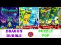 Dragon Bubble Puzzle Pop - Bubble Shooter - first play video game review!