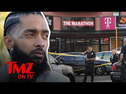 New Info On Nipsey Hussle's Murder | TMZ TV