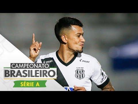 Melhores Momentos – Atlético-PR 0 x 2 Ponte Preta – Campeonato Brasileiro (23/07/2016)
