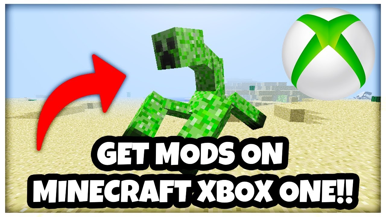 How To Get *FREE MODS* On Minecraft Xbox One YouTube