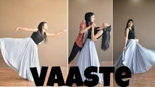 Vaaste | Couple Dance | Dance Cover | Sheetal Biyani