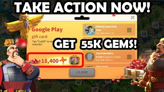 Get Free Gems Package 3x Without Spending In Game + New Structure Quinx | Rise Of Kingdoms