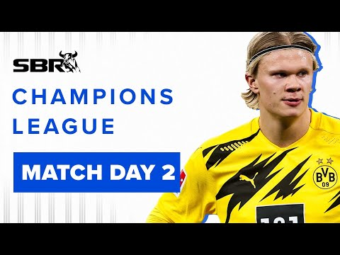 Champions League Free Picks ⚽ | City And PSG Have A Date In Paris + Matchday 2 Predictions
