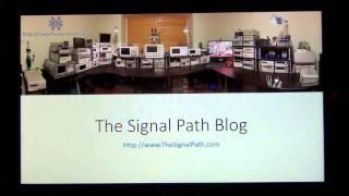 TSP #32 - Tutorial on the Theory, Design and Measurement of Delta-Sigma Analog to Digital Converters