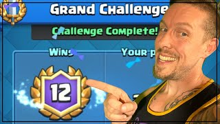 THE ONLY DECK I'VE WON A GRAND CHALLENGE WITH!