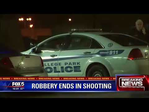 Triple shooting during liquor store armed robbery