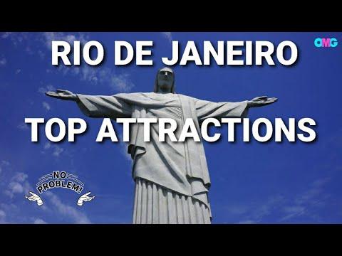 Rio De Janeiro - 11 Top Attractions HD