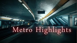 BF3 Metro Highlights (Battlefield 3 Gameplay)
