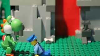 Super Depp: POOP the first 4K brickfilm by Oli-AG