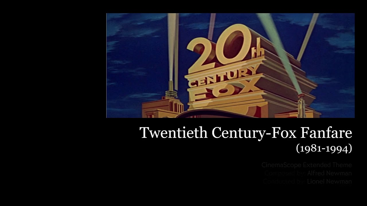 Download The Evolution of the 20th Century Studios Fanfare