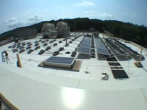 Morgan County Courthouse Install Timelapse