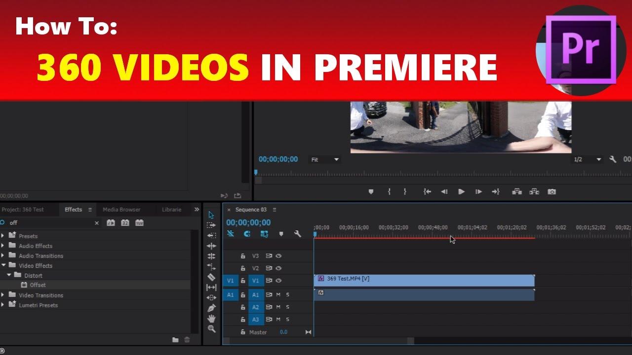 Cara Mudah Mengedit Video Dengan Adobe Premiere - YouTube