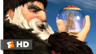 Rise of the Guardians (2012) - Everyone Loves the Sleigh Scene (2/10) | Movieclips