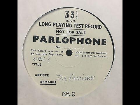 The AeroVons Rare Unreleased 1969 UK Psych LP  Parlophone YEX 739-2 Beatles