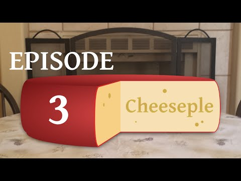 Cheeseple Episode 3: A Delightful Soft Cheese