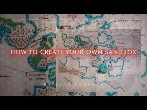How To Build A RPG Sandbox