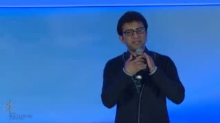 India Inclusive Summit: Sandeep Rao l Partialy blind Indian Stand up Comedian