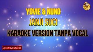 Yovie & Nuno - Janji Suci | Karaoke Keyboard Tanpa Vokal