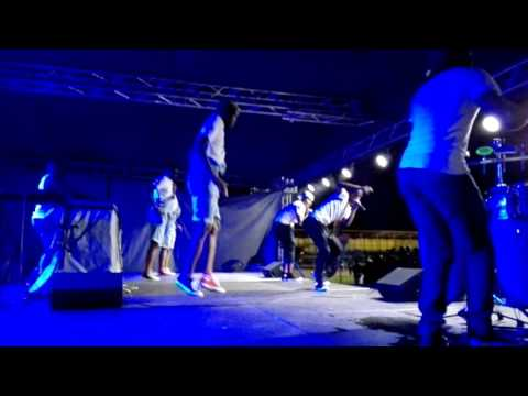 Tswazis at Tsumeb Copper Festival 2016