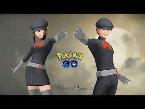 Команда р в покемон го!!! Pokémon go!!!