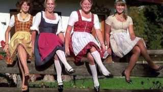 The History of the Dirndl Dress