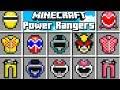 Minecraft - POWER RANGERS MOD | El Power Ranger que siempre soñaste!!