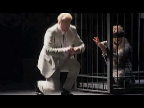 Michael Robert Hendrick as Lohengrin. LOHENGRIN, Act I