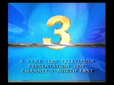 Tyne Tees (Channel 3 North East) Adverts - 1997