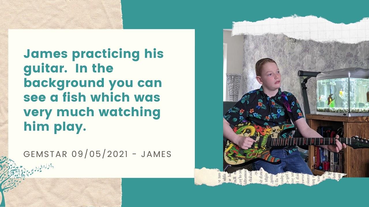 Gemstar 09/05/2021: James