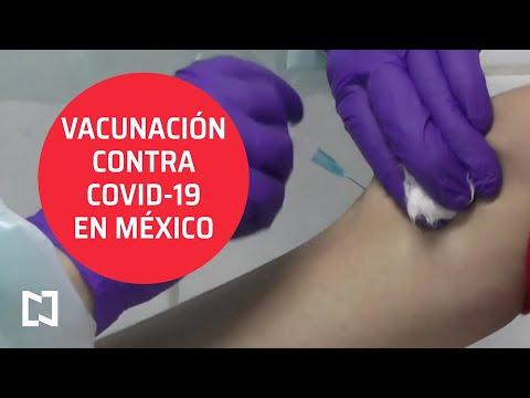 ¿Cómo será el proceso de vacunación contra COVID-19? - Al Aire