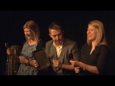 After Dinner Entertainment Showreel - Comedian Magician - Alan Hudson