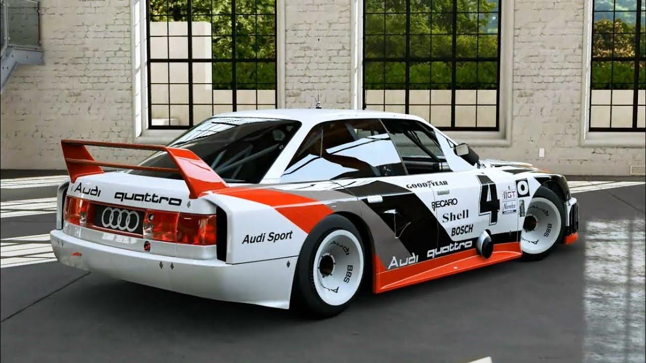 Audi 90 GTO V0 5 by RST R MODS