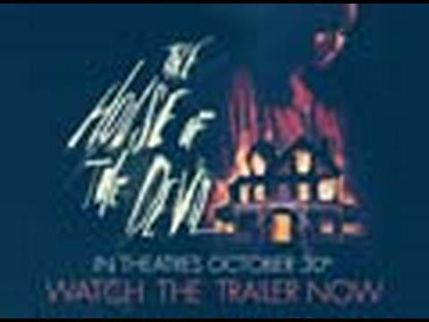The House of the Devil trailer