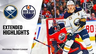 Buffalo Sabres vs Edmonton Oilers Dec 8, 2019 HIGHLIGHTS HD